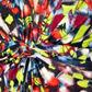 Butterfly by Matthew Williamson - Designer lime fluorescent butterfly maxi dress Alternative 2