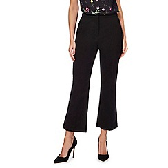 Studio by Preen - Black pleated trousers