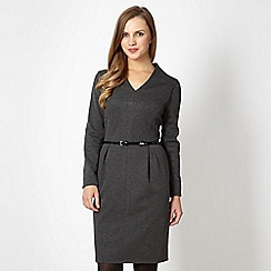 Jonathan Saunders/EDITION - Designer dark grey cut out dress