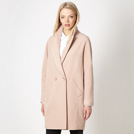 Jonathan Saunders/EDITION - Designer natural wool blend coat