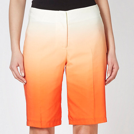 Jonathan Saunders/EDITION - Designer orange ombre shorts