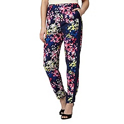 Preen/EDITION - Designer scattered daisy trousers