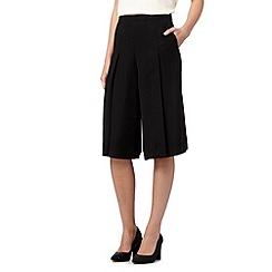 Preen/EDITION - Designer black culottes
