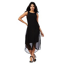 Todd Lynn/EDITION - Black maxi tunic dress