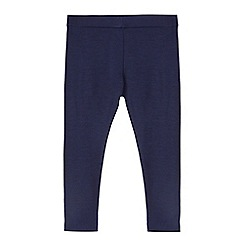 Preen/EDITION - Girls' navy leggings