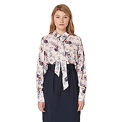 Studio by Preen - Pink floral print shirt