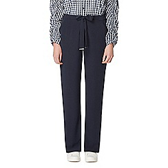 Studio by Preen - Navy striped jogging bottoms