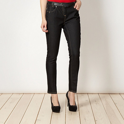 Star by Julien Macdonald - Dark grey slim leg jeans