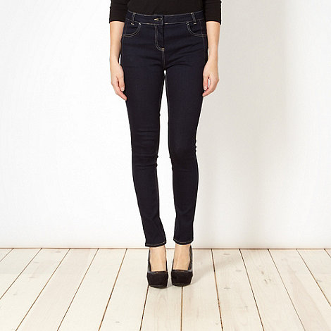 Star by Julien Macdonald - Designer dark blue slim leg jeans