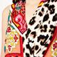 Star by Julien Macdonald - Red multi print dress of the season Alternative 2