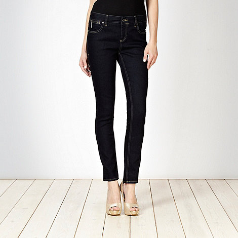 Star by Julien Macdonald - Dark blue slim leg jeans