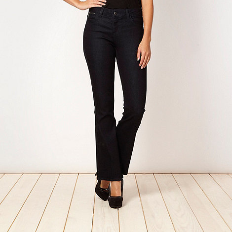 Star by Julien Macdonald - Designer dark blue bootcut jeans
