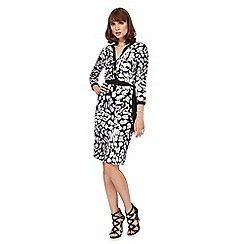 Star by Julien Macdonald - Multi-coloured animal print shirt dress