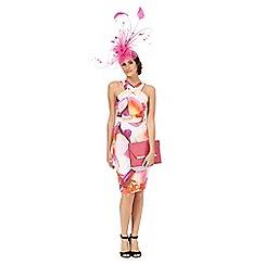 Star by Julien Macdonald - Multi-coloured floral print dress