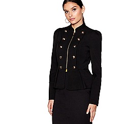 Star by Julien Macdonald - Black military jacket