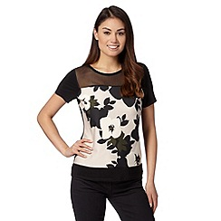 Star by Julien Macdonald - Designer natural floral panel top