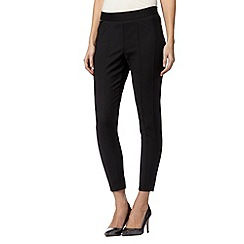 Star by Julien MacDonald - Designer black seamed trousers
