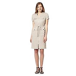 Star by Julien MacDonald - Designer natural shirt dress