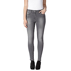 Star by Julien MacDonald - Designer grey skinny jeans
