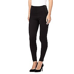 Star by Julien MacDonald - Black slim and trim leggings