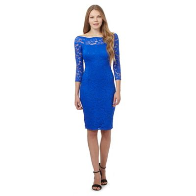 Blue Coloured Mother Of The Bride Outfits And Dresses 2017