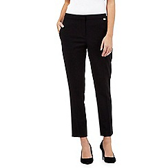 Star by Julien Macdonald - Black tab waist trousers