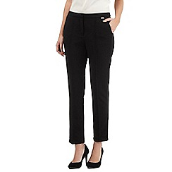 Star by Julien Macdonald - Black textured trousers