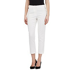 Star by Julien Macdonald - White cropped trousers