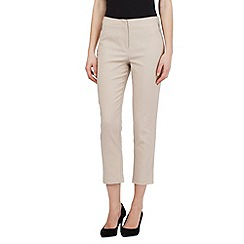 Star by Julien Macdonald - Beige cropped trousers