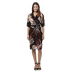Star by Julien Macdonald - Black kimono dress