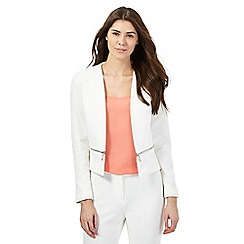 Star by Julien Macdonald - Ivory textured jacket