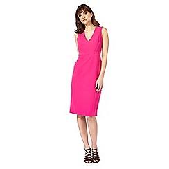 Star by Julien Macdonald - Bright pink shift dress