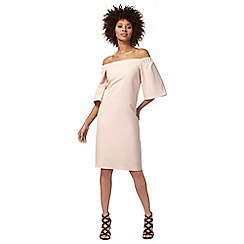 Star by Julien Macdonald - Light pink bardot dress