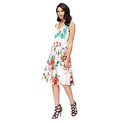 Star by Julien Macdonald - Multi-coloured tropical print dress