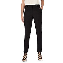 Star by Julien Macdonald - Black slim fit trousers