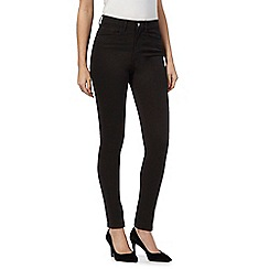 Star by Julien Macdonald - Black super skinny fit jeans