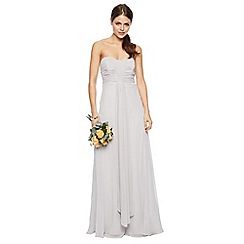 Debut - Daisy Chiffon Bandeau Maxi Dress