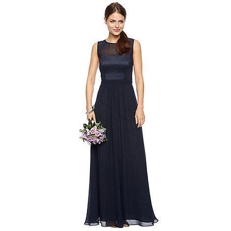 Debut - Esther Sheer Top Maxi Dress