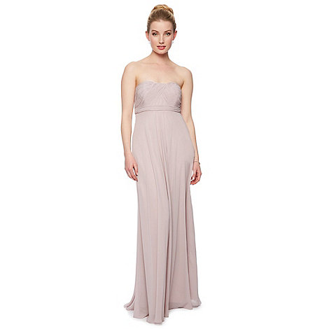 Debut - Jasmine Bandeau Maxi Dress