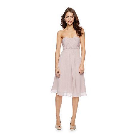 Debut - Jasmine Bandeau Midi Dress