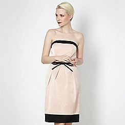Debut - Pale pink bow dress