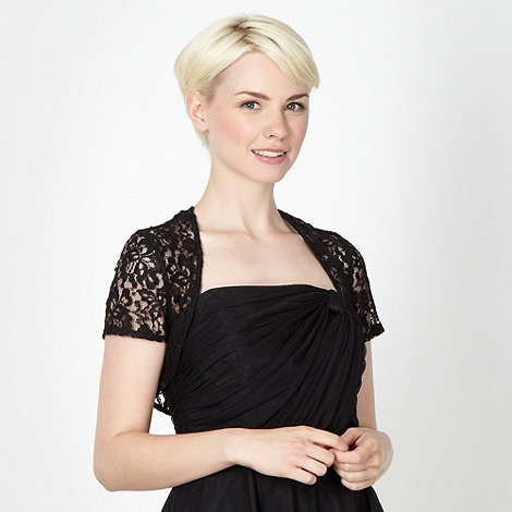 Debut - Black lace cover up