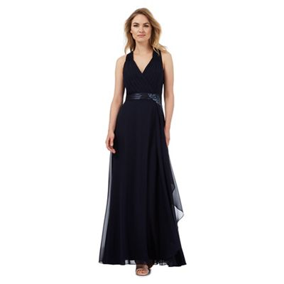 Jenny packham wedding outfits mother of the bride and for Waterfall design dress