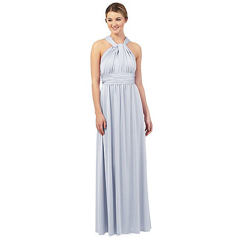 Debut - Light blue multiway evening dress