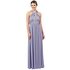 Debut - Mid blue multiway evening dress