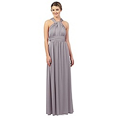 Debut - Light grey multiway evening dress