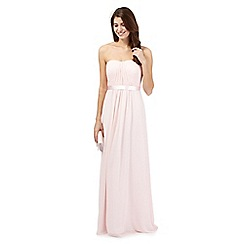 Debut - Pale pink 'Sophia' evening dress