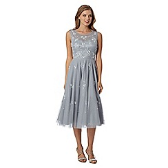 No. 1 Jenny Packham - Designer pale blue prom dress