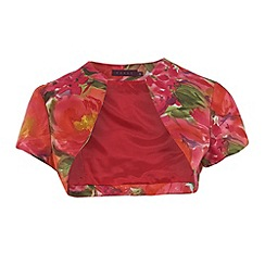 Debut - Pink floral cover up