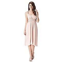 Debut - Rose multiway jersey midi dress